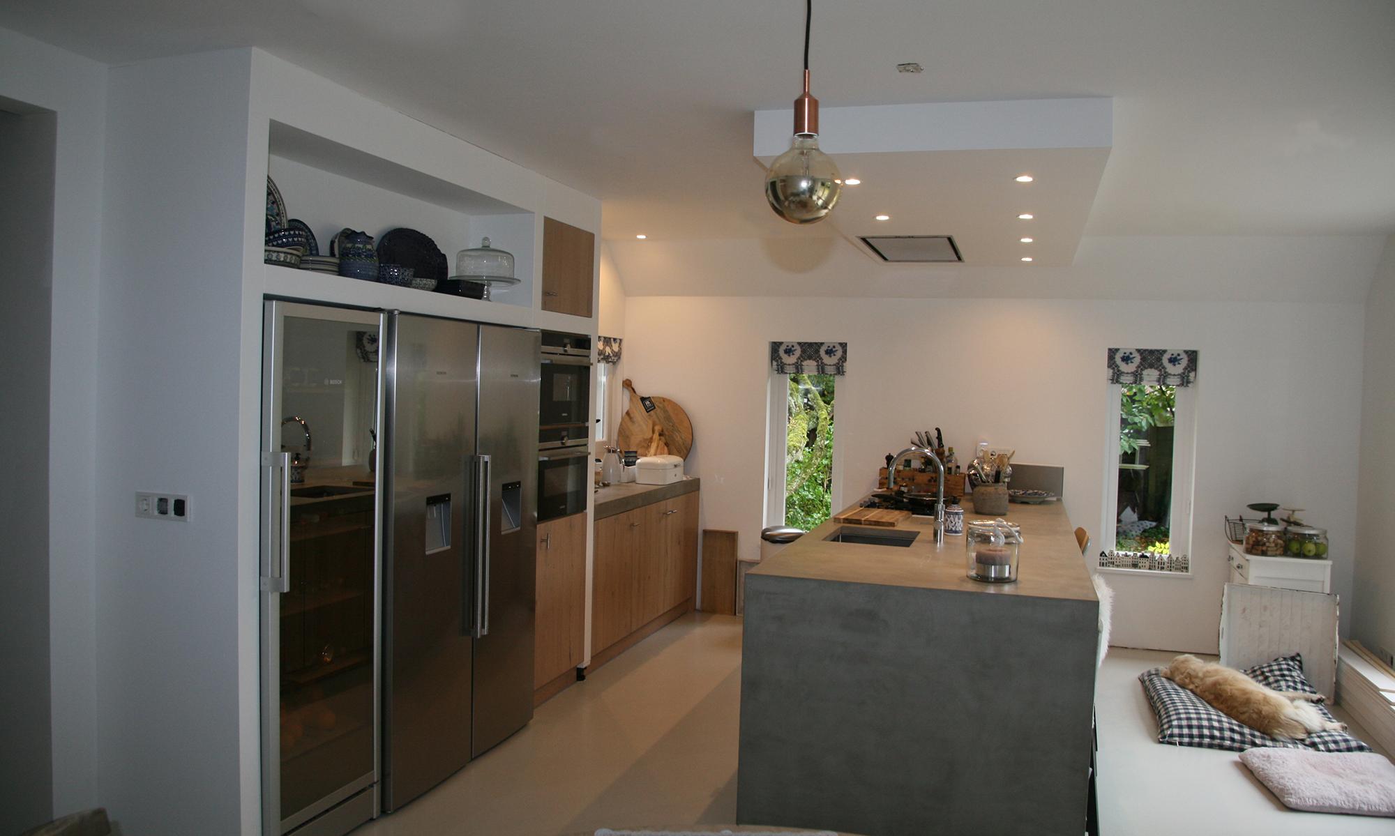Keuken schouten groot