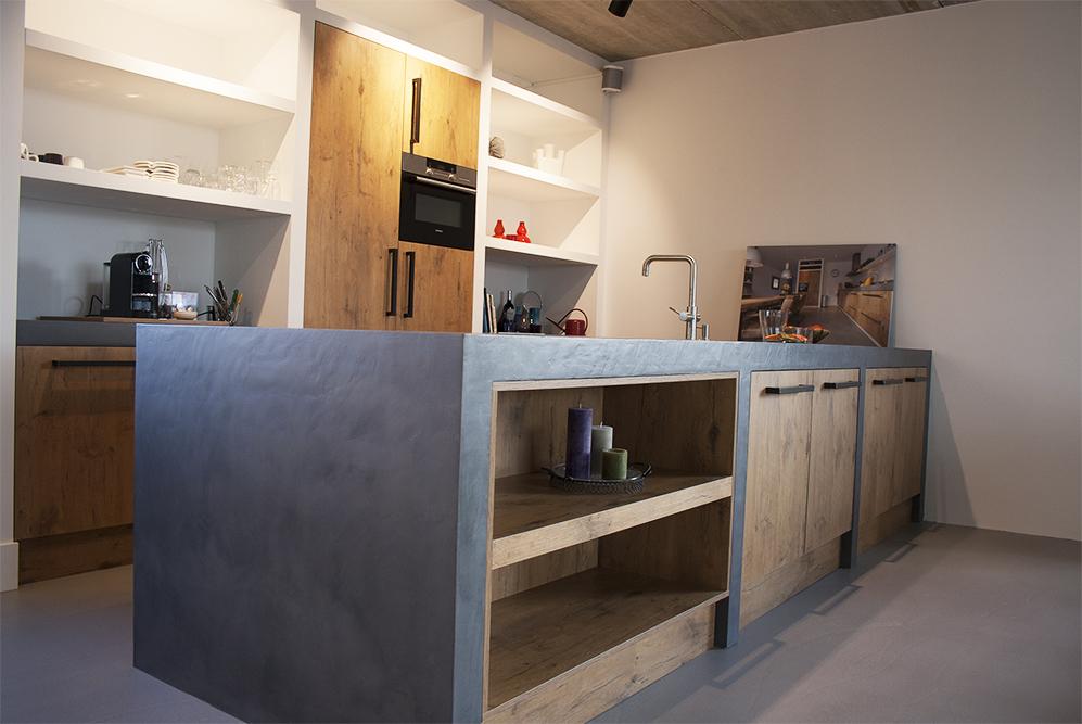 Keuken uitgelicht